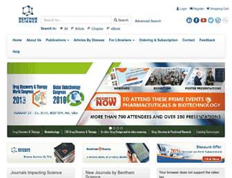 eurekaselect.com screenshot