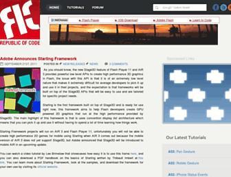 republicofcode.com screenshot