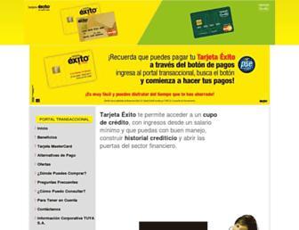Thumbshot of Tuya.com.co