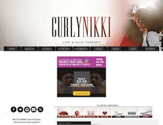 Thumbshot of Curlynikki.com