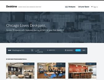 Thumbshot of Desktimeapp.com