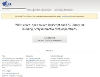 Thumbshot of Yuilibrary.com