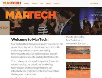 martechconf.com screenshot