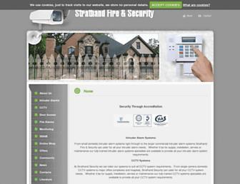 strathand.com screenshot