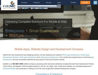 Thumbshot of Indianic.com