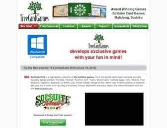 treecardgames.com screenshot
