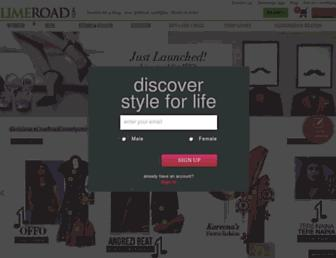Thumbshot of Limeroad.com