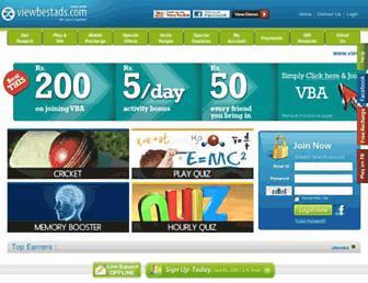Thumbshot of Viewbestads.com