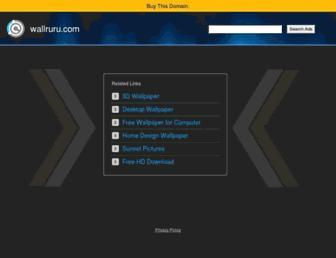 Thumbshot of Wallruru.com