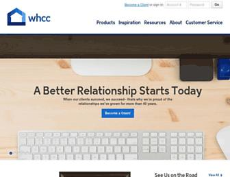 whcc.com screenshot