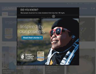 health.usnews.com screenshot