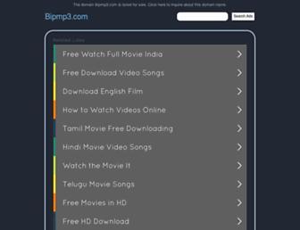 bipmp3.com screenshot