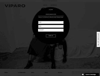 Thumbshot of Viparo.com.au
