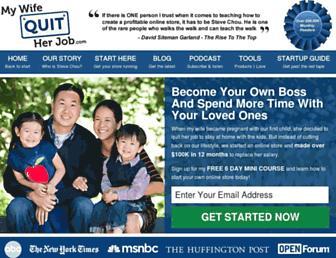 mywifequitherjob.com screenshot