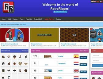 retroripper.com screenshot