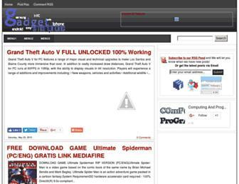 ajonksb.blogspot.com screenshot