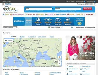 ro.wowcity.com screenshot