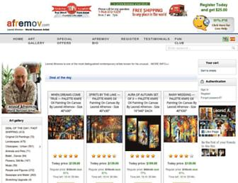 Thumbshot of Afremov.com
