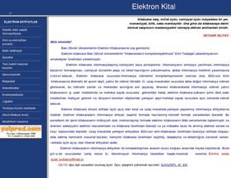 elibrary.bsu.az screenshot