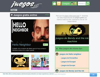 juegos.net screenshot