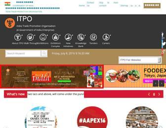 Thumbshot of Indiatradefair.com