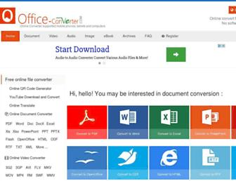 office-converter.com screenshot