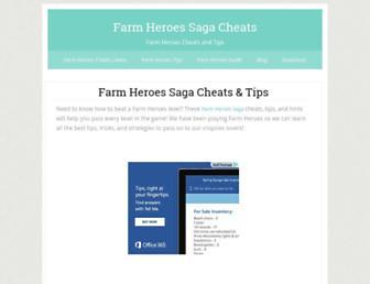Thumbshot of Farmheroescheats.com
