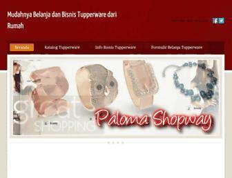 sastritupperwarekendari.weebly.com screenshot