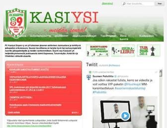 Thumbshot of Fckasiysiespoo.fi