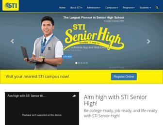 i-cares.com screenshot