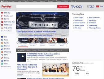 Thumbshot of Frontiernet.net