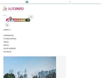 autopapo.com.br screenshot