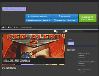 oldgamesdownload.com screenshot