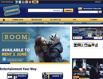 Thumbshot of Blockbuster.com.au