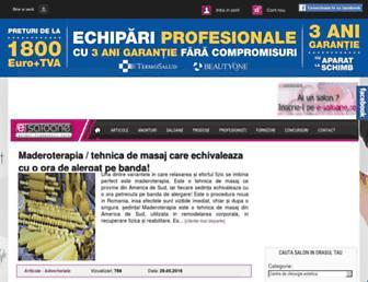 e-saloane.ro screenshot