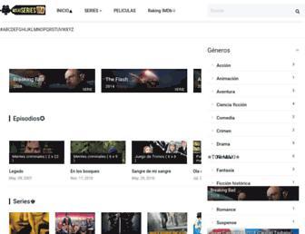 maxiseries24.com screenshot