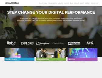 silverbean.com screenshot