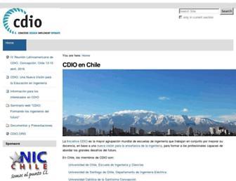 cdio.cl screenshot