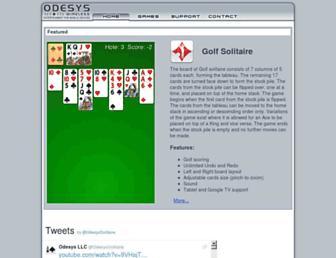 odesys.com screenshot