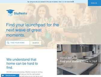 sturents.com screenshot