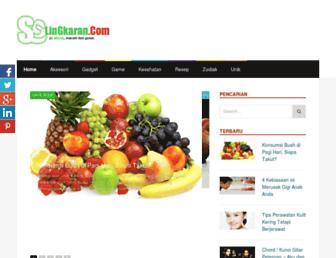 selingkaran.com screenshot