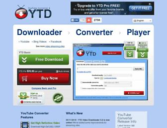 Thumbshot of Youtubedownloadersite.com
