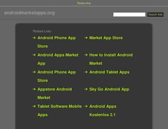 Thumbshot of Androidmarketapps.org