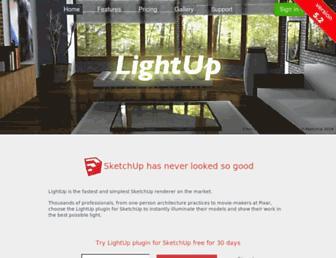 light-up.co.uk screenshot