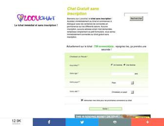 loovchat.com screenshot