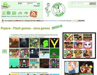 Thumbshot of Pepere.org