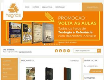 Thumbshot of Hagnos.com.br