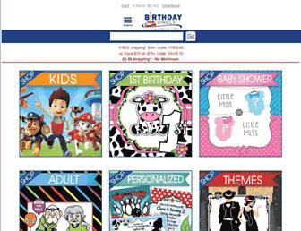 Thumbshot of Birthdaydirect.com