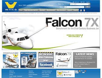 wilcopub.com screenshot