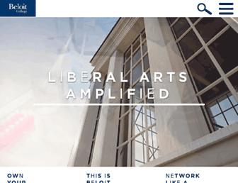 Thumbshot of Beloit.edu